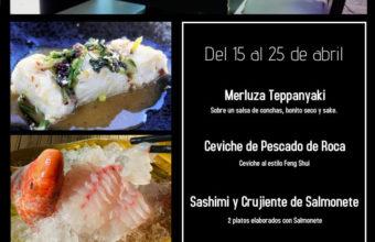 Jornadas Gastronómicas del pescado de la Bahía de Cádiz en Feng Shui