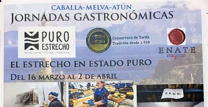 16 de marzo al 2 de abril. Algeciras. Jornadas gastronómicas en Puro Estrecho