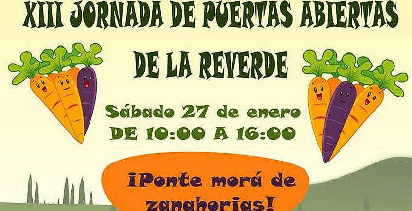 27 de enero. Jerez. Jornada de puertas abiertas de La Reverde