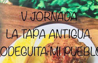 Del 1 al 18 de marzo. Olvera. Jornadas de las tapas antiguas en Bodeguita Mi Pueblo
