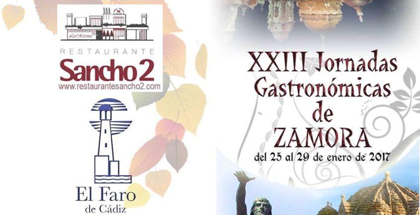 25 al 29 de enero. Cádiz. Jornadas de Zamora en El Faro