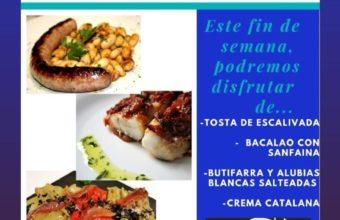 Jornadas dedicadas a Cataluña en Gastrobar La Piscina de El Gastor