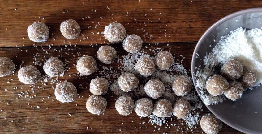 9 de febrero. Chiclana. Degustación de dulces saludables
