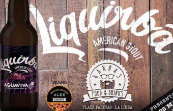 26 de marzo. La Línea. Presentación de la nueva cerveza de Aguaviva, Liquirbá