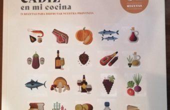 Presentación del libro 'Cádiz, en mi cocina'