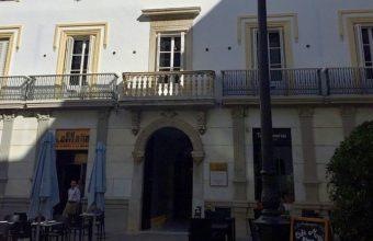 Menú para acompañar la Música en Palacio en San Agustín