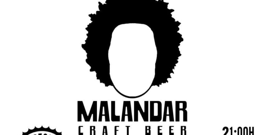 Cata de la cerveza Malandar en Distopía