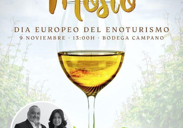 Fiesta del mosto en Bodegas Manuel Aragón el 9 de noviembre