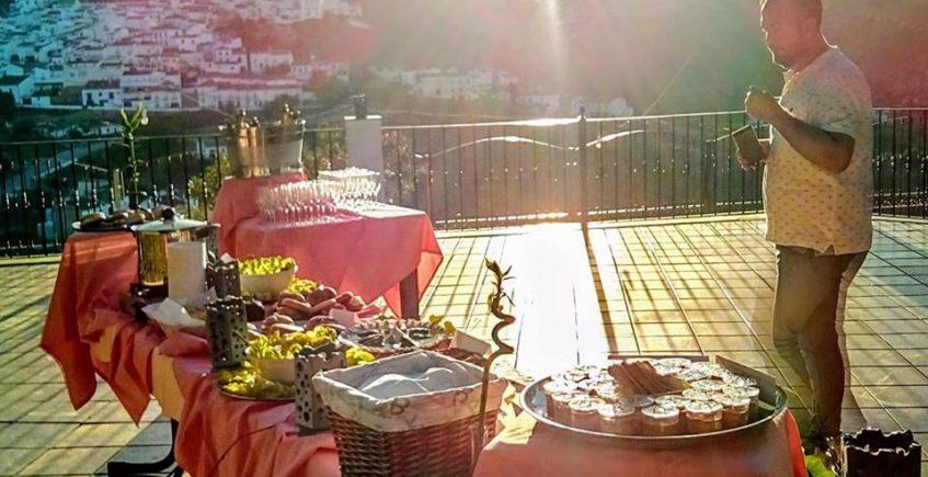 Cena dedicada a la gastronomía peruana en La Piscina de El Gastor (suspendida)