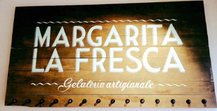 Los helados de Margarita La Fresca
