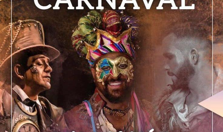 Domingo de Carnaval en Maridaje de Chiclana