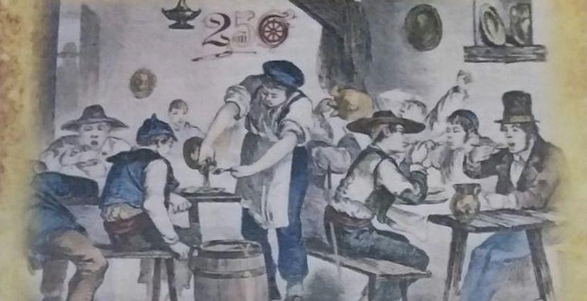 25 de abril al 1 de mayo. Prado del Rey. Actos gastronómicos por la Semana Conmemorativa del 250 aniversario