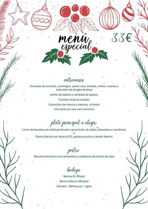 menu 33