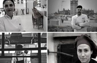 22 al 24 de marzo. San Roque. Cuatro chefs reúnen los Sabores de España en L'Olive