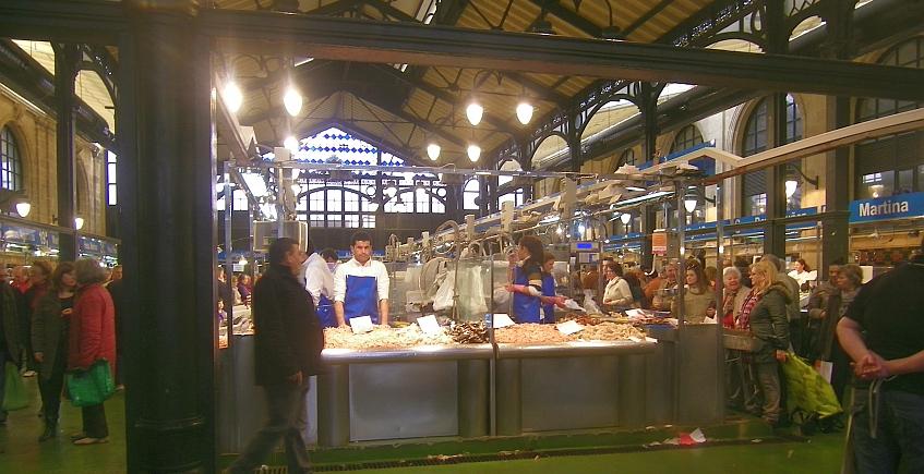 Mercado de abastos de Jerez