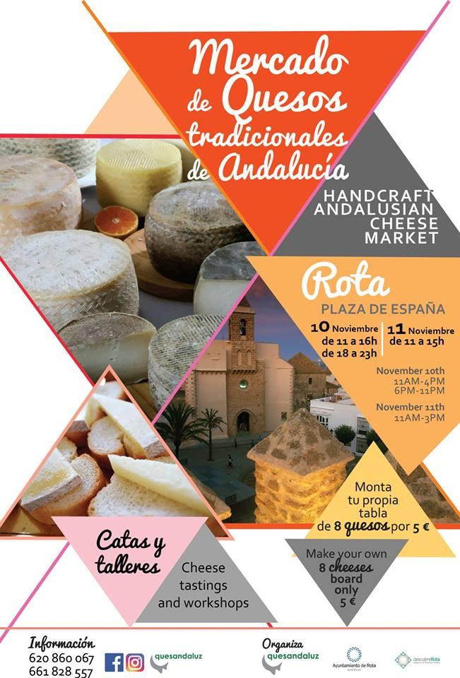 mercado de quesos
