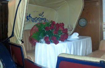 14 de febrero. Los Barrios. Cena de San Valentín en El Copo