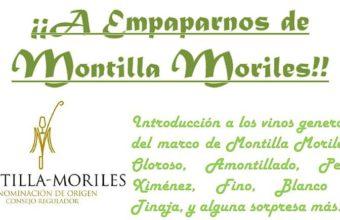 17 de febrero. San Fernando. Montilla Moriles en The Wine Room