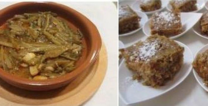 Abril. Sanlúcar. Cursos de Cocina Tradicional y Pastelería Básica