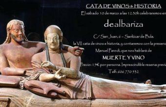 10 de marzo. Sanlúcar. Cata vino e historia: Muerte y vino