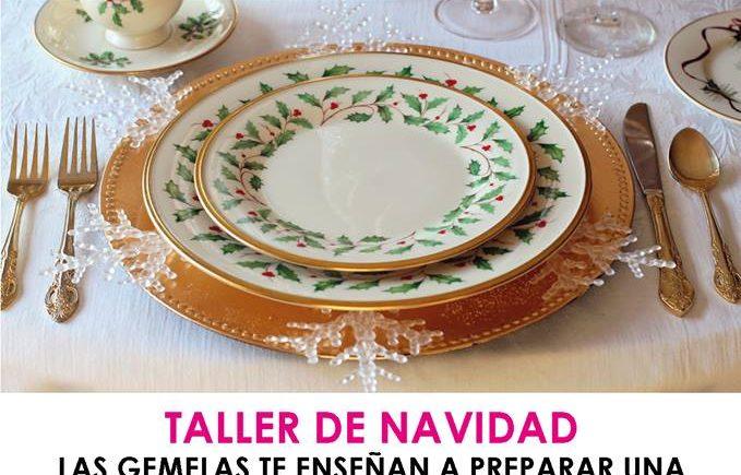 15 de noviembre. Jerez. Taller de cocina navideña en Gemelas al Jerez