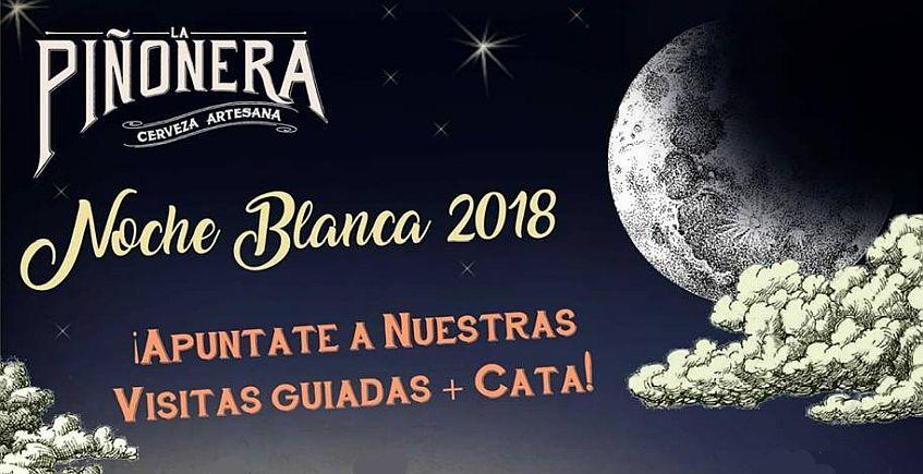 6 de julio. Puerto Real. Visitas guiadas y cata en la Noche Blanca de La Piñonera