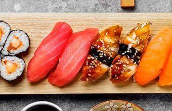 21 de octubre. Rota. Noche de sushi en Sedona Bar&Grill