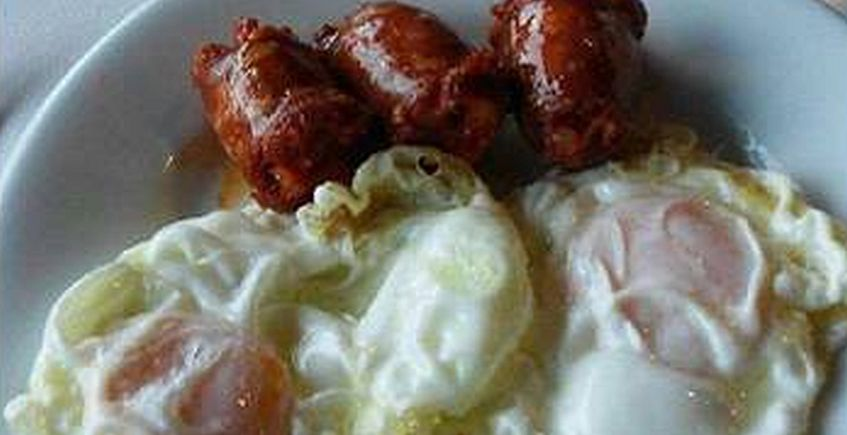 Fiesta de los huevos con chorizo en Nueva Jarilla
