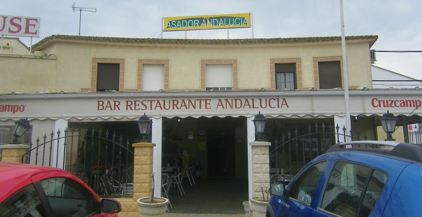 Bar asador Andalucía