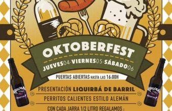 Del 4 al 6 de octubre. La Línea. Fiesta de la cerveza en el Mercado de la Concepción