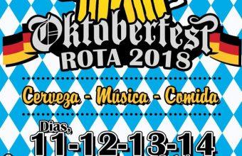 Del 11 al 14 de octubre. Rota. II Feria de la Cerveza