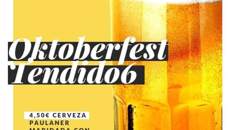 Del 26 de septiembre al 15 de octubre. Jerez. Fiesta de la cerveza en Restaurante Tendido 6