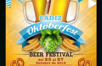 Oktoberfest en el barrio de El Pópulo del 25 al 27 de octubre