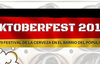 20 a 29 de octubre. Cádiz. Oktoberfest en el barrio de El Pópulo