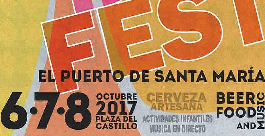 6 a 8 de octubre. El Puerto. Fiesta de la cerveza