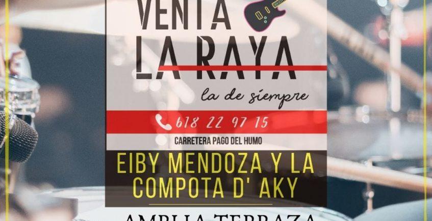 Comida con actuación en Venta La Raya