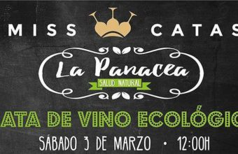 3 de marzo. Jerez. Cata de vinos ecológicos en La Panacea