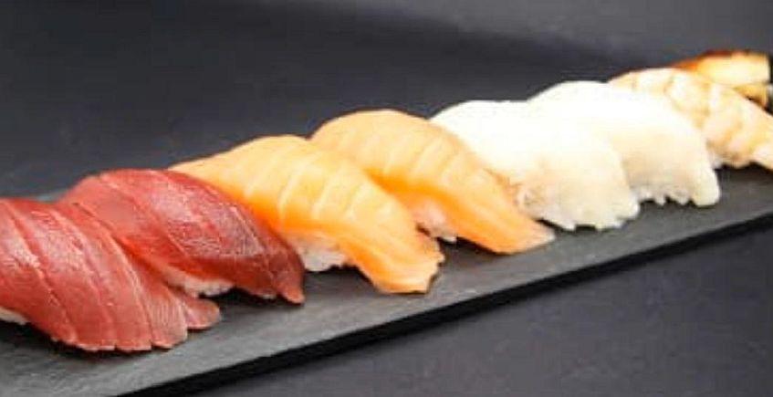 Noche de sushi y wok en Paralelo 38