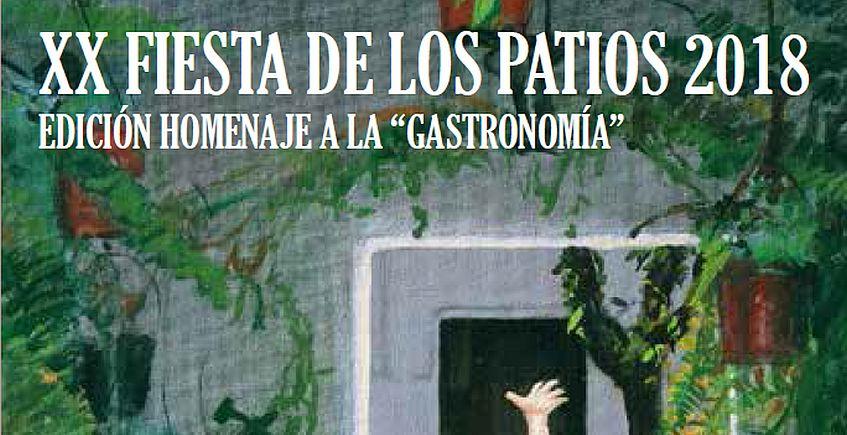 5 al 8 de abril. El Puerto. Homenaje a la gastronomía en la XX Fiesta de los Patios