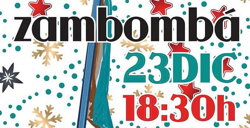 23 de diciembre. Bornos. Zambomba en Casa Pengue