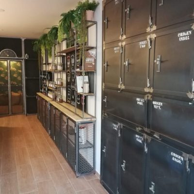 Vista del interior del establecimiento. Todas las fotos han sido cedidas por Factoria 77.