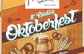 4 de octubre. Cádiz. Cata de cerveza La Piñonera en Teniente Seblón