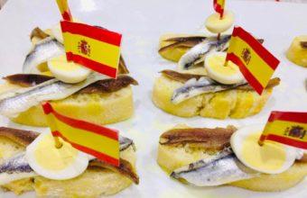 Pintxos los viernes y sábados en Campanero de Alcalá
