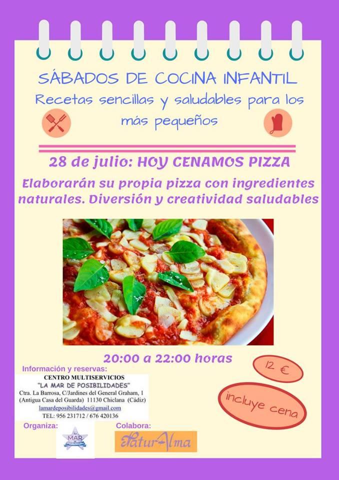 pizza niños