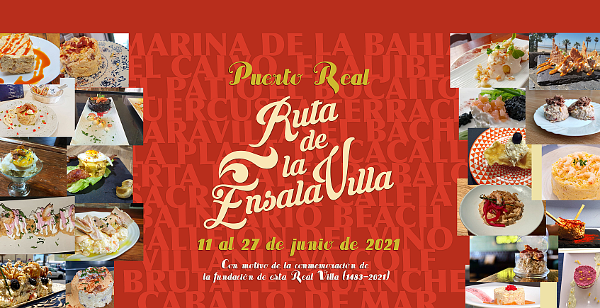 Ruta de la EnsalaVilla de Puerto Real