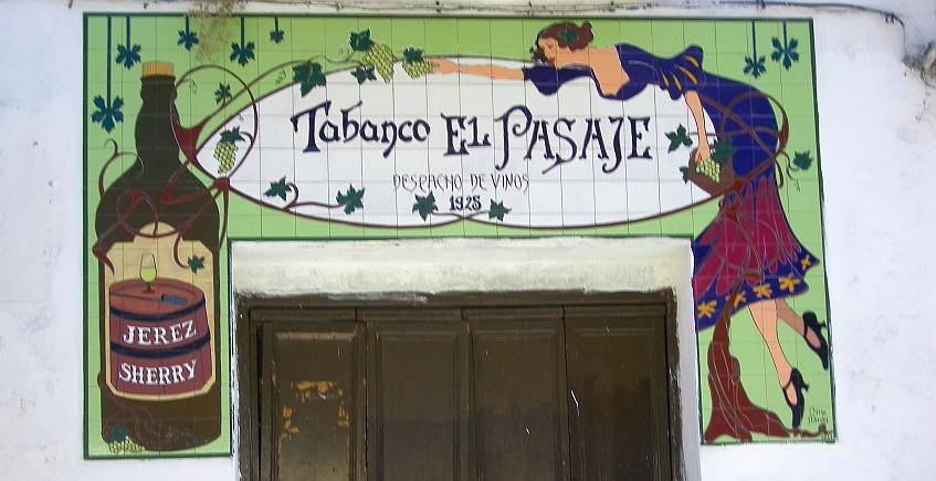Tabanco El Pasaje