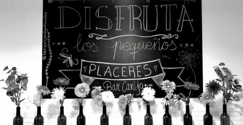 Maridaje en Bar Canijo de Algodonales