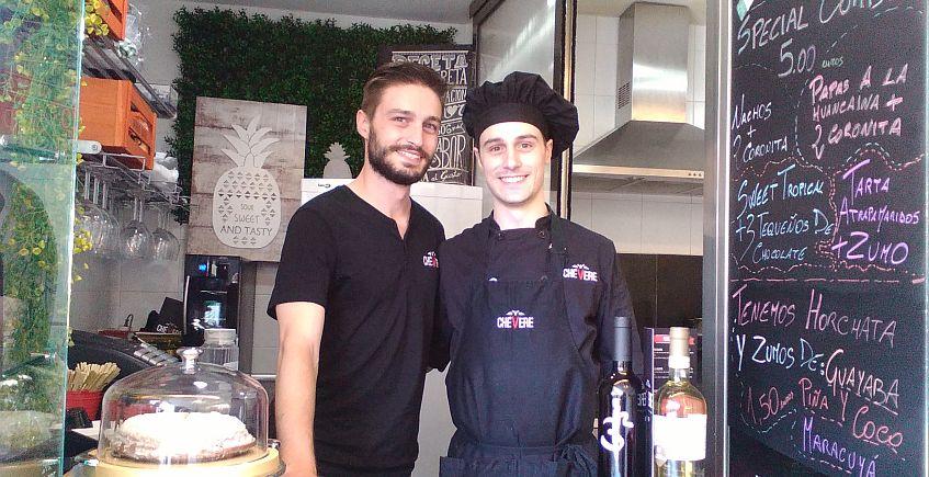 Comida latinoamericana de manos de dos hermanos italianos y el regreso de Pan de Aída