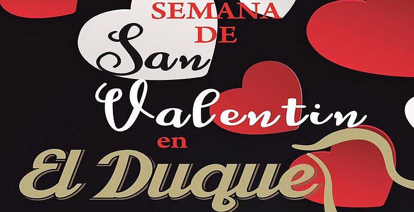Del 14 al 17 de febrero. Medina Sidonia. San Valentín en El Duque