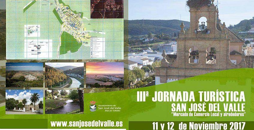 9 al 12 de de noviembre. San José del Valle. II Gastronomía en las jornadas dedicadas al turismo.